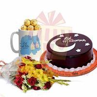 choc-mug-eid-cake-flowers