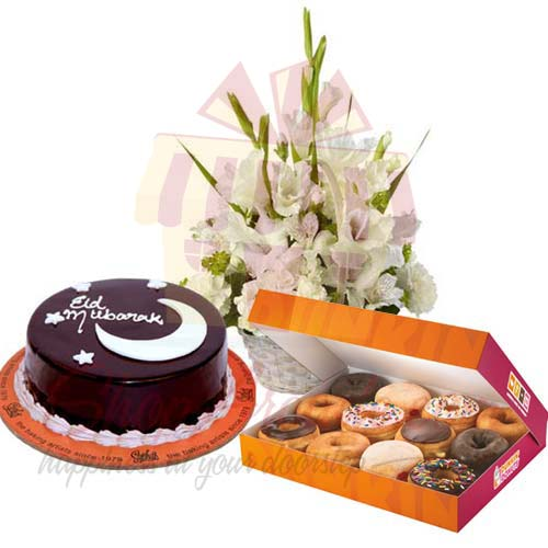 glads-basket-with-eid-cake-and-donuts