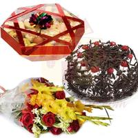 cake-mithai-and-flowers