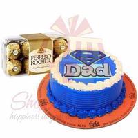 super-dad-cake-with-ferrero