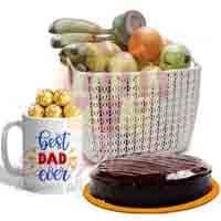 fruits-ferrero-mug-and-cake-for-dad