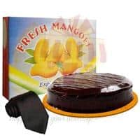 mangoes-cake-and-tie-for-dad