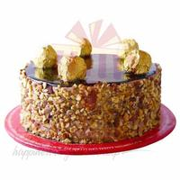 ferro-rocher-cake---black-and-brown