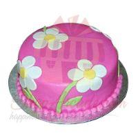 pink-flower-cake-