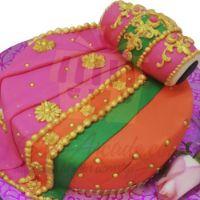 dholki-cake-