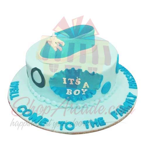its-a-boy-cake-5lbs-black-and-brown