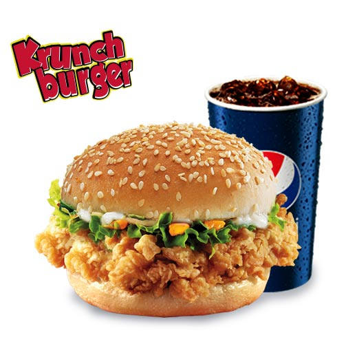 kfc-krunch-burger-with-drink