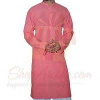 pink-kurta