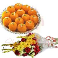 laddoo-with-flowers