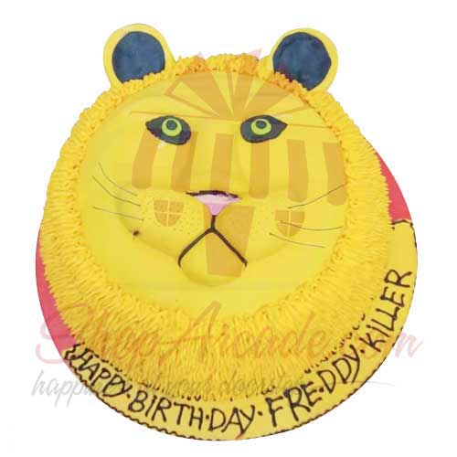 lion-cake-5lbs-black-and-brown
