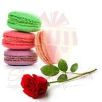 single-rose-with-macaron