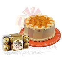 mango-cake-with-ferrero