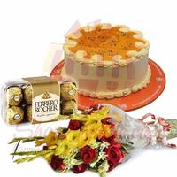 mango-cake-chocs-and-flowers