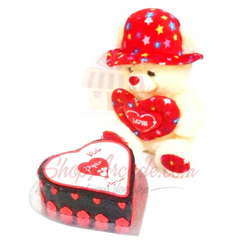 love-teddy-with-mom-cake