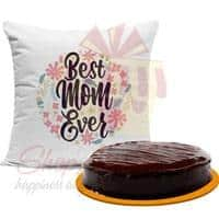 best-mom-cushion-with-cake