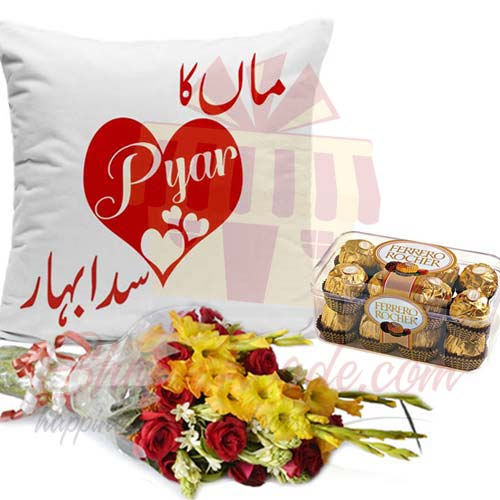 chocs-cushion-flowers-for-maa
