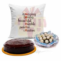 mother-cushion-choc-tray-and-cake