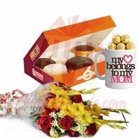donut-flowers-choc-mug