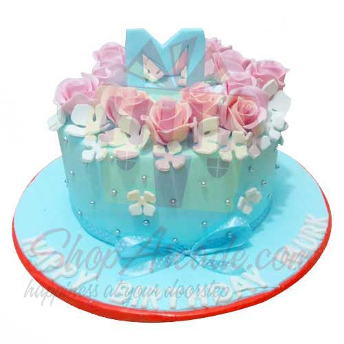 floral-name-cake-6lbs-black-and-brown