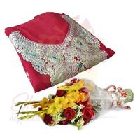 bouquet-with-red-suit