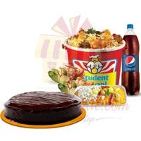 biryani-family-pack-with-cake