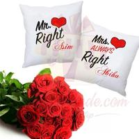 mr-&-mrs-cushion-with-flowers
