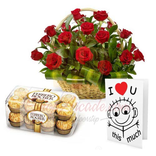 chocs-with-rose-basket