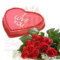 red-heart-cake-with-roses