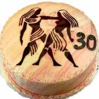 gemini-zodiac-cake-4lbs