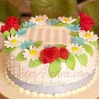 ring-of-flowers-cake-(4-lbs)