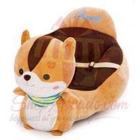 squirrel-floor-seat-for-kids