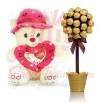 teddy-with-choc-tree