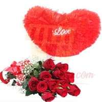 heart-pillow-with-12-roses