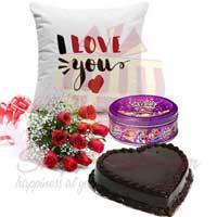 choc-cushion-roses-cake