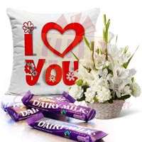 choc-cushion-with-glads-basket