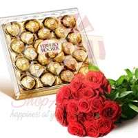 roses-with-large-ferrero-box