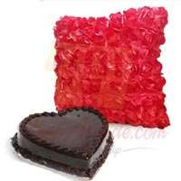 rose-cushion-with-cake